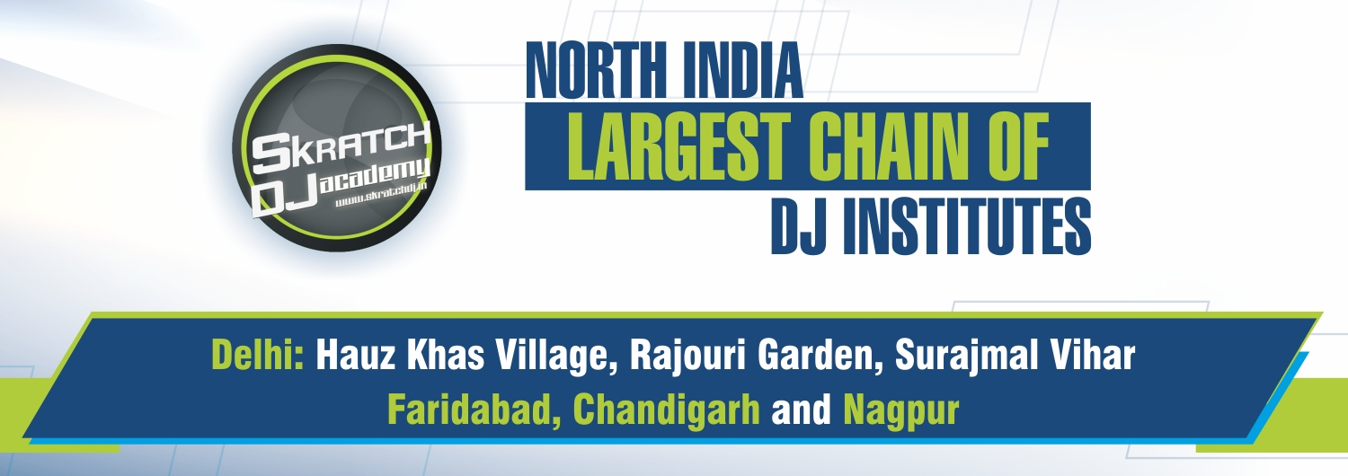 Best DJ & Music Production Institute in India