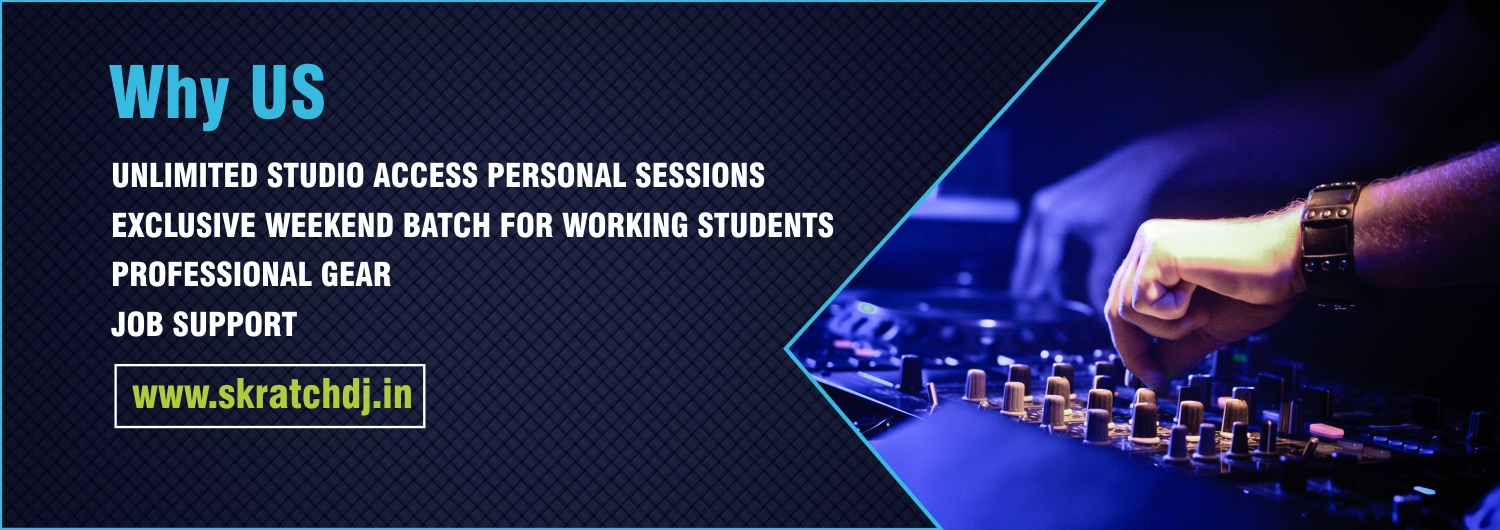 Skratch | Best DJ & Music Production Institute in India | Learn