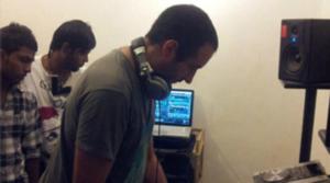 DJ Shyo from france at Skratch