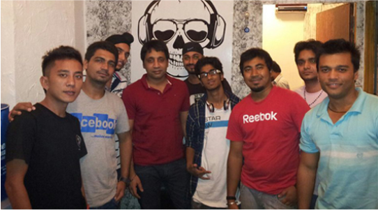 DJ Teenu Arora exclusive guest lecture at Skratch