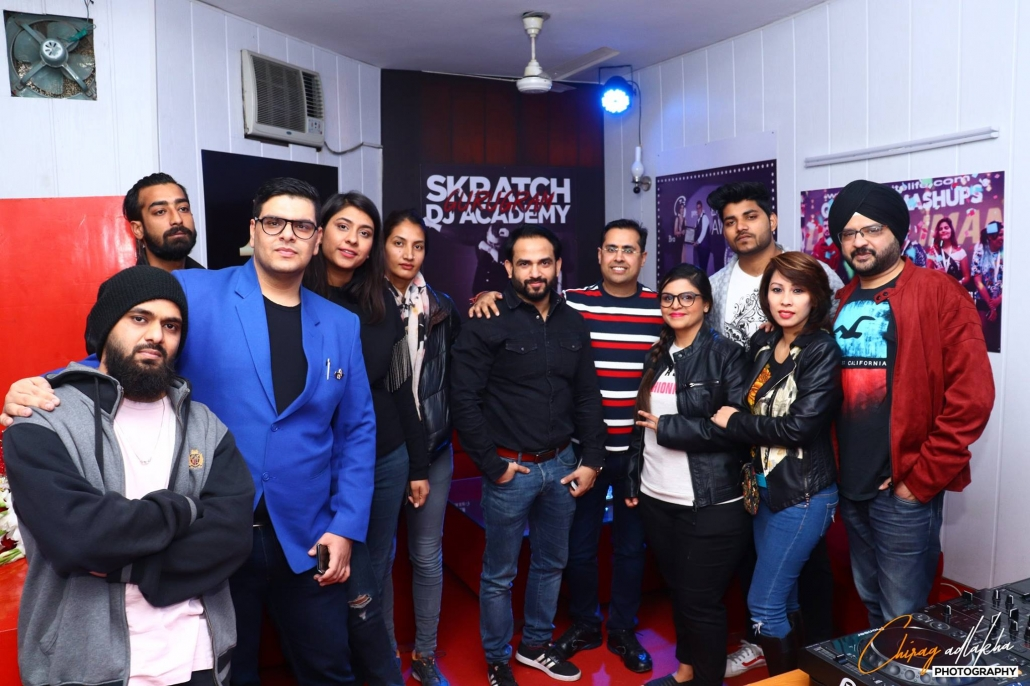 best dj academy in gurgaon